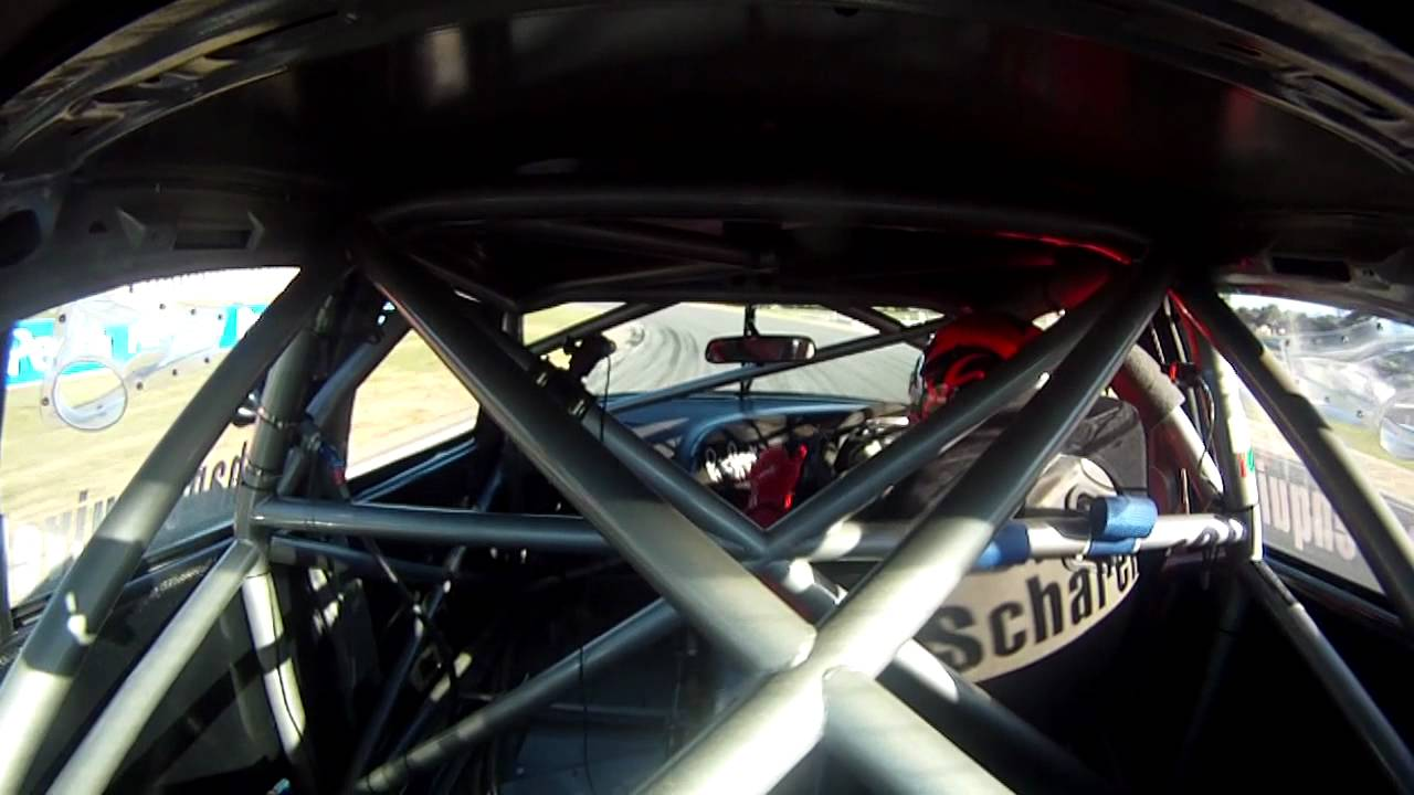 HSVOCWA Ex-V8 Supercar Barbagallo