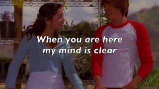 High School Musical 4: 'You're Everything' - Vanessa Hudgens (lyrics)