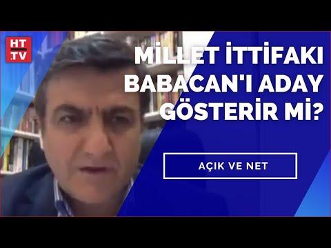 Millet İttifakı'ı Babacan'ı aday gösterir mi? Prof. Dr. Yaşar Hacısalihoğlu yanıtladı