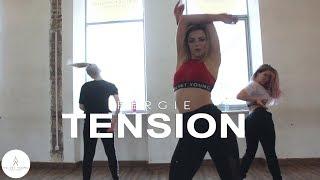 Dance Intensive 24 | Fergie - Tension | Vika Oreshkova | VELVET YOUNG DANCE CENTRE