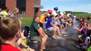 ALS Ice Bucket Challenge at RMS