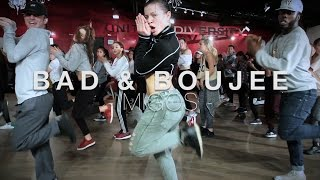 BAD & BOUJEE - Migos - Choreo by JANELLE - Produced by SLDEAN