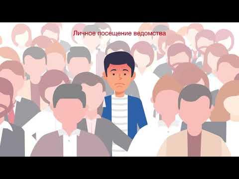Выписка о трудовой деятельности