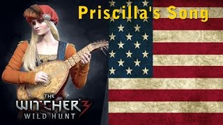 The Witcher 3 - Priscilla's Song [English LANGUAGE]