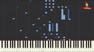 Tchaikovsky - Dance of the Reed Flutes on Piano!