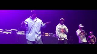 """BIG SYKE - 2PAC """"PICTURE ME ROLLIN'"""" LIVE CONCERT (MUSIC VIDEO)"""
