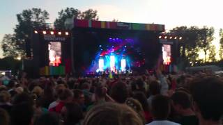 Snow Patrol - New York (feat Ed Sheran live Werchter 2012)