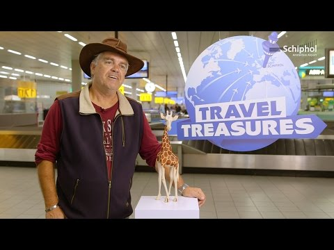 Travel Treasures: leuker dan een affe giraffe