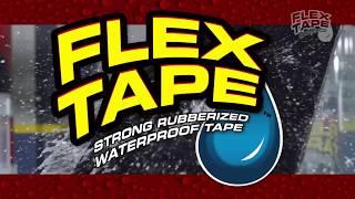 Flex tape (ear rape)