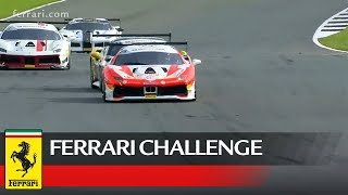 Ferrari Challenge Europe – Silverstone 2017, Trofeo Pirelli Race 2