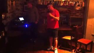Nessun Dorma by Barry Paul Gilbert. Pavarotti cover. Opera down the General Eliott pub in Uxbridge.