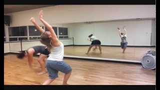 IAMX - Bernadette Choreography