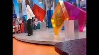 Joanna canta « Amanhã Talvez » na SIC TV