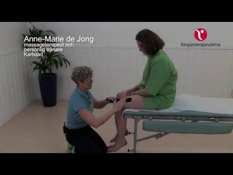 Möt Kroppsterapeuternas medlem Anne-Marie de Jong