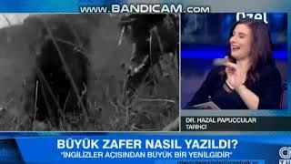 Tarihçi Dr. Hazal Papuççular,