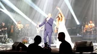 Aleksandra Radovic i Tony Cetinski - Nema ljubavi tu (Sava Centar 2012)