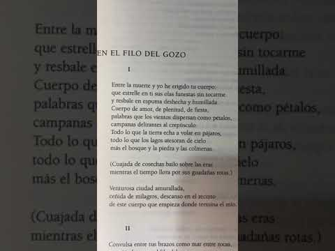 Vidéo de Rosario Castellanos