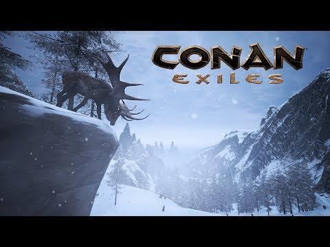 Conan Exiles – Expansion Teaser Trailer