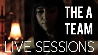 LIVE SESSIONS - Ed Sheeran - The A Team - Bely Basarte acoustic cover