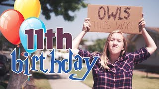 Eleventh Birthday (A Harry Potter Song)
