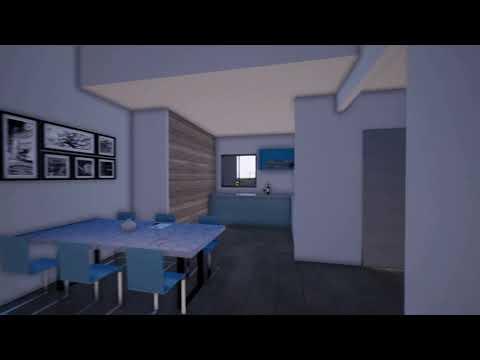 סרטון: בית פרטי במגרש דו משפחתי