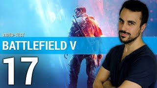 vidéo test Battlefield V par JeuxVideo.com