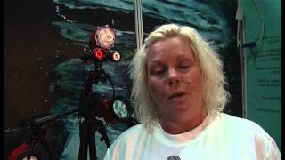 DIVE 2013: Scubaverse talks with Lisa Collins from Inon UK