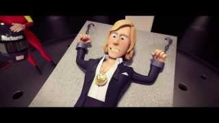 Tooned 50: Episode 4 - The James Hunt Story