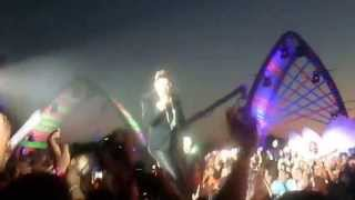 Abertura+Um Brinde Ao Nosso Amor - DVD Luan Santana 07/07/13
