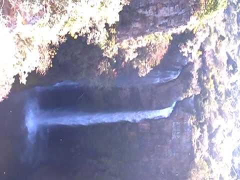 Cascade Afrique du Sud 2009/2