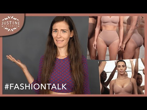 Video: The Kim Kardashian shapewear controversy: what happened? ǀ Justine Leconte