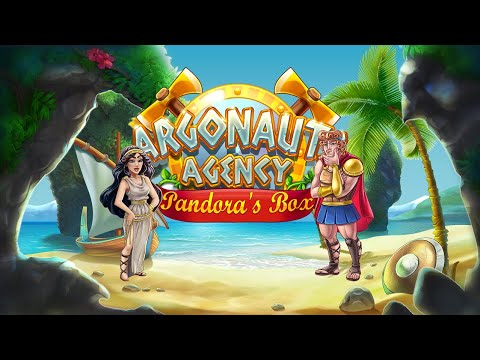 Argonauts Agency: Pandora's Box - - WildTangent Games