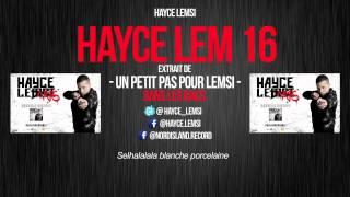 """Hayce Lemsi - Hayce Lem16"""" (Video Lyrics)"""