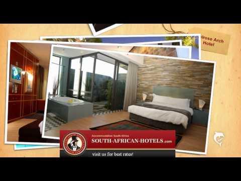 Melrose Arch Hotel, Johannesburg