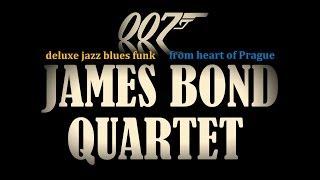 JAMES BOND QUARTET - title Theme (Live)