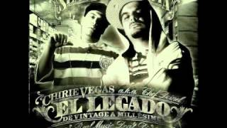 "Chirie Vegas y Sendy ""Gamberro"" (Feat. Bob Marley) (Gamberros Pro, 2006) [El Legado]"