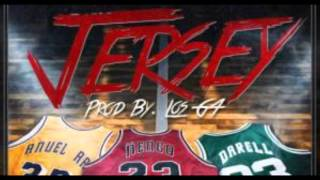 Ñengo Flow Ft Anuel AA, Darell - Jersey BASS BOOSTED