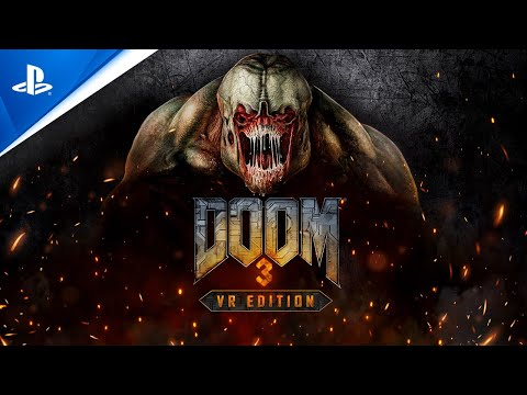 DOOM 3: VR Edition | Teaser Trailer | PS VR, deutsch