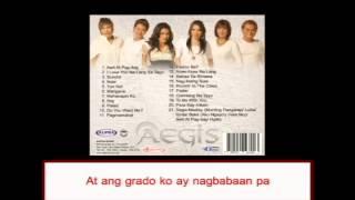 Paano Ba By Aegis (With Lyrics)