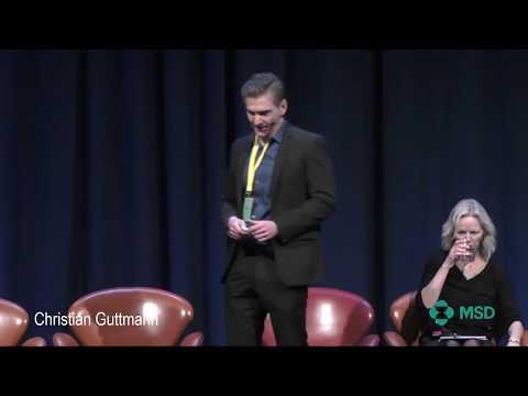Föredrag: Christian Guttmann | Hur kommer AI att förändra hälso- och sjukvården?