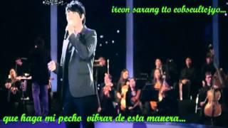 Lee Seung chul - No One Else (Live) . sub esp ^_^