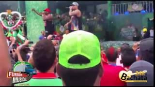 Crazy Design, Carlitos Wey - El Teke Teke En El Carnaval Vegano 2015