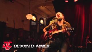 DELACROIX / BESOIN D'AIMER / MONTREAL 2015 / ACOUSTIQUE SOLO