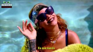 Rihanna - Bitch better have my money (Legendado - Tradução)