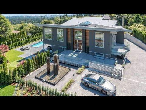 Vancouver, CANADÁ: Uma mansão moderna e surpreendente!