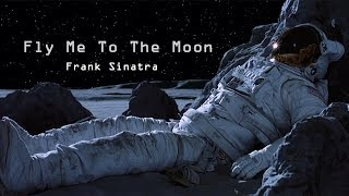 Fly Me To The Moon - Frank Sinatra - Lyrics/บรรยายไทย