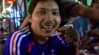 Vietnam 2009 - Cena con amici ad Ho Chi Minh City