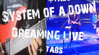 Dreaming live - System of a down cover TABS (Wembley Arena - London April 2015)