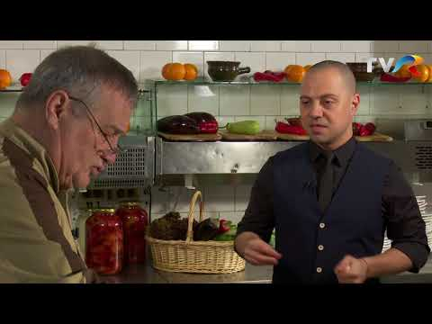 Reţeta lu' Dinescu: Şalău în ie de făină