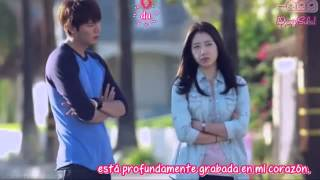 MV Ost The Heirs   Park Jang Hyun & Park Hyun Gyu  Love Is   Sub Español + Karaoke